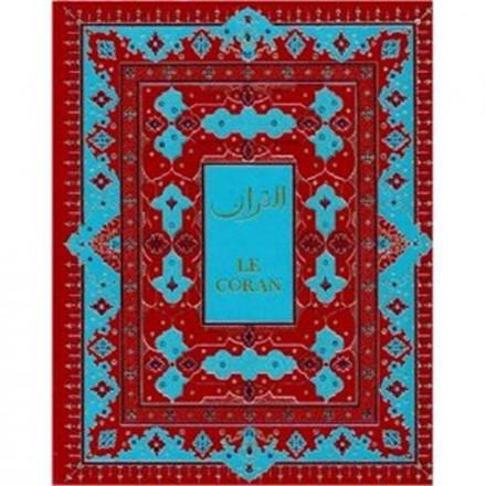 Coran / bilingue cartonné luxe