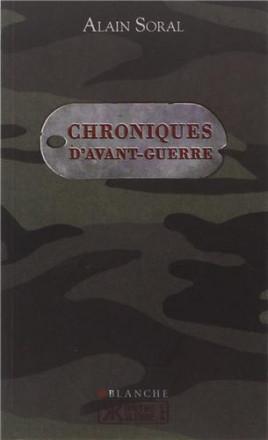 Chroniques d'avant guerre