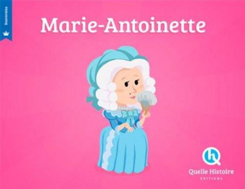 Marie Antoinette (fr) (hist.jeunesse)