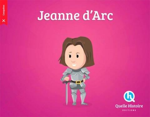 Jeanne d'arc (fr) (hist.jeunesse)