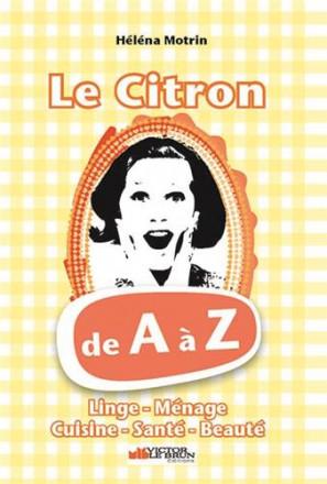 Le citron de A à Z
