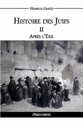 Histoire des juifs II: âpres l'exil