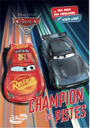 Cars 3 : champion des pistes