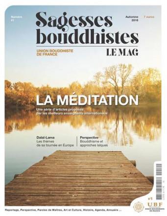 Sagesses bouddhistes : la méditation t1