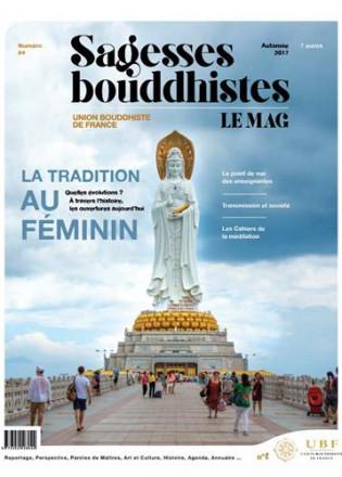 Magazine sagesses bouddhistes les femmes n°4