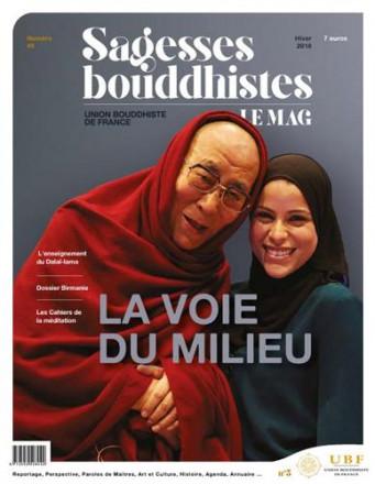 Magazine sagesses bouddhistes la voie du milieu n°5
