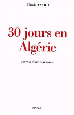 30 jours en Algérie