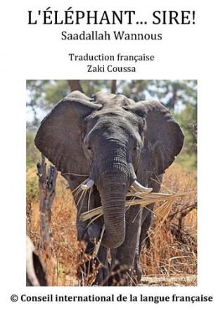 L'éléphant sire! (traduction de : al fil ya malek al zaman)