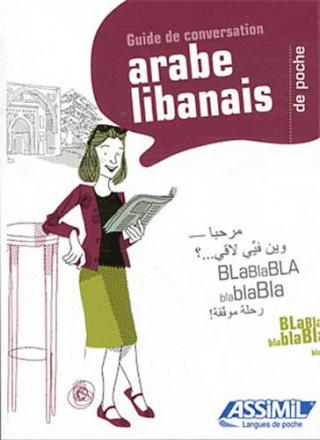Guide poche arabe Libanais