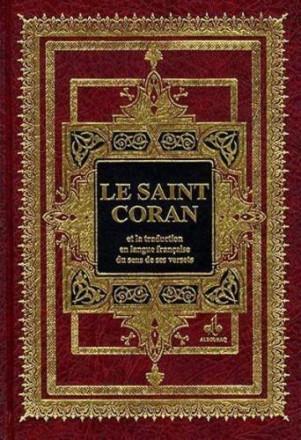 Coran / bilingue cartonné format à 4