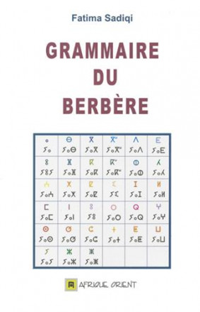 Grammaire du berbère