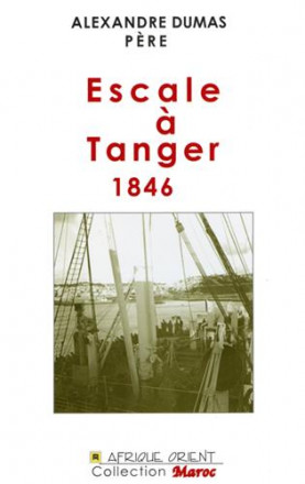 Escale à Tanger 1846