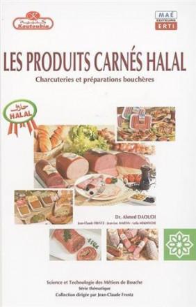 Les produits carnés halal Charcuteries et préparations bouchères