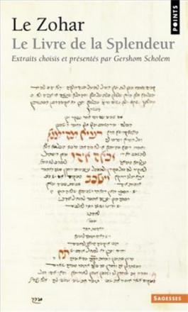 Zohar le livre de la splendeur (le)