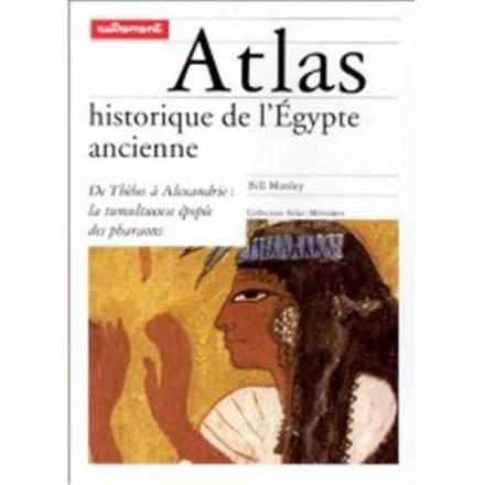 Atlas de l'Egypte ancienne Dethebes à Alexandrie