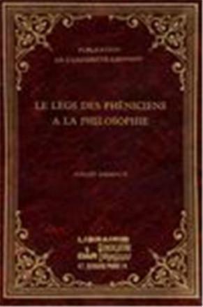 Leg des phéniciens à la philosophie