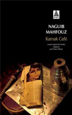 Karnak café (Babel 1284)