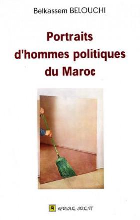 Portraits d'hommes politiques au Maroc