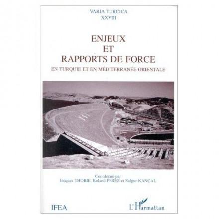 Enjeux et rapports de force en Turquie et en Méditerranée orientale
