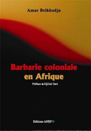 Barbarie coloniale en Afrique