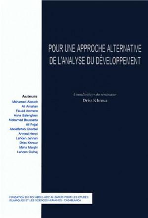 Pour une approche alternative de l'analyse du développement