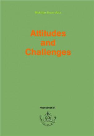 Attitudes and challenges (en anglais)