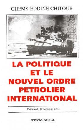 La politique et le nouvel ordre pétrolier international