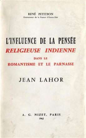 Influence de la pensée religieuse indienne
