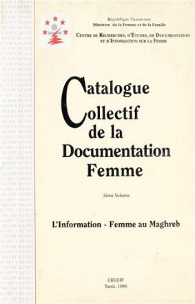 Catalogue collectif de la documentation femme 3eme volume