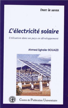 L'électricité solaire