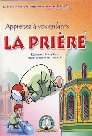 Apprenez à vos enfants la prière