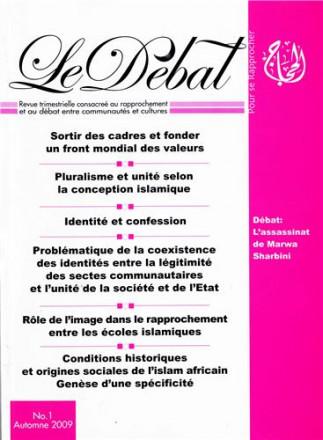 Revue le Débat n°1 automne 2009