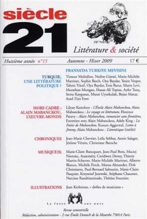 Revue siècle 21 n15