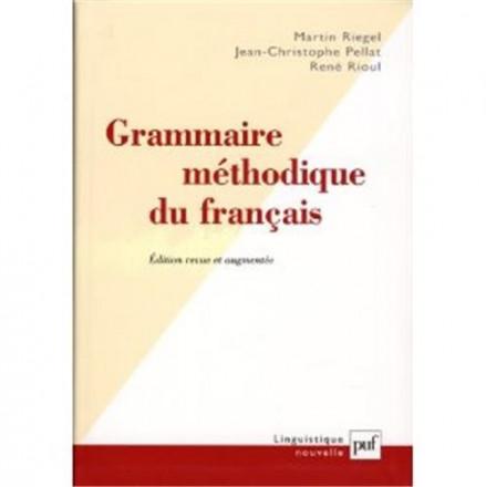 Grammaire méthodique du français (7e éd)