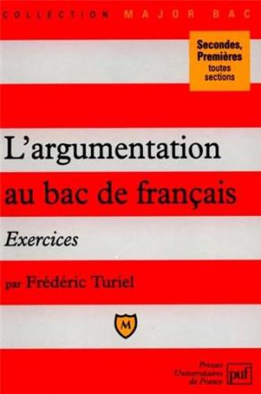 L'argumentation au bac de français