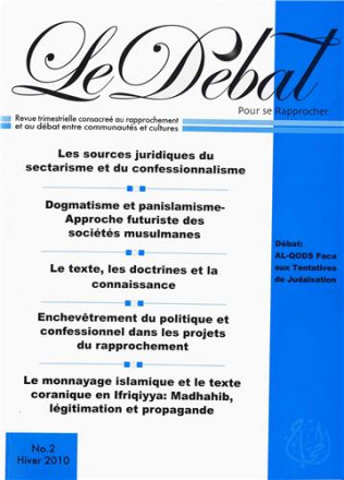 Revue le Débat n°2 hiver 2010