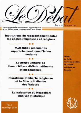 Revue le Débat n°3 printemps 2010