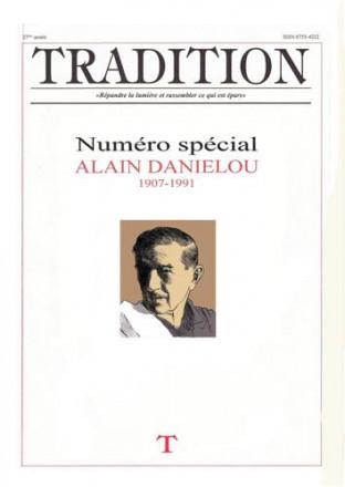 Vers la tradition n° 125 septembre octobre novembre 2011