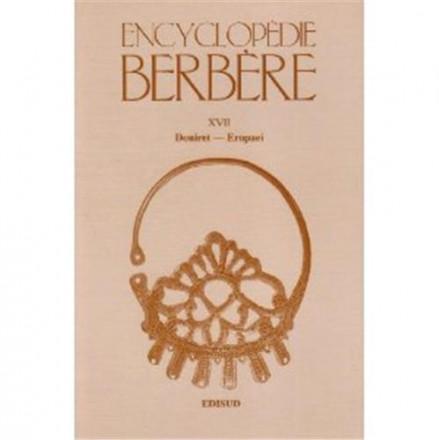Encyclopédie berbère tome 17 douiret eropaei