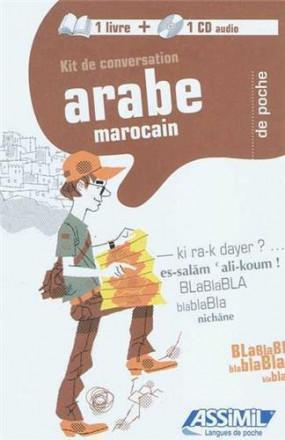 Kit conversation arabe marocain 2010