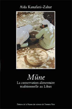 Mune conservation alimentaire traditionnelle au Liban 1