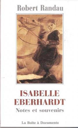 Isabelle Eberhardt notes et souvenirs