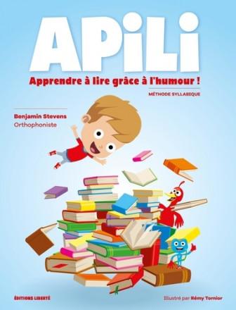 Apili - Apprendre à lire grâce à l'humour !