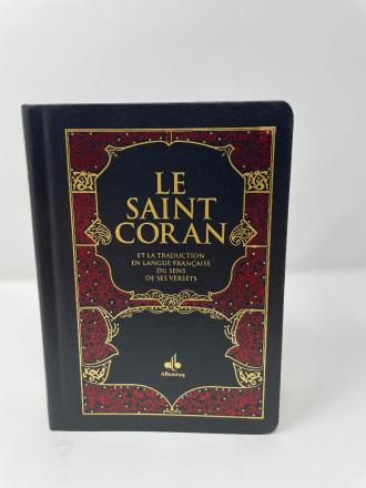 Coran / bilingue cartonné papier bible
