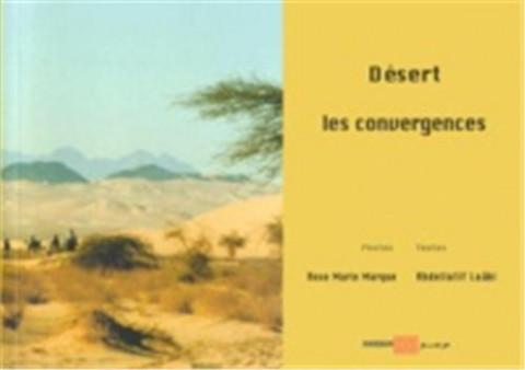 Désert les convergences (arabe français)