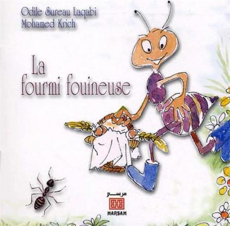 La fourmie fouineuse